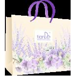 Пакет бумажный «Нежная орхидея», 1шт