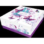 Коробка подарочная «Бабочки», 1шт