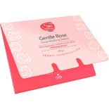 Матирующие салфетки для лица «Нежная роза», 100шт
