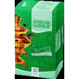 Зеленый чай с листьями мелиссы, 30шт