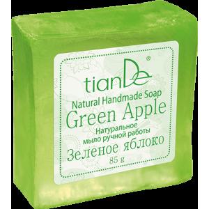Натуральное мыло «Зеленое яблоко», 85г