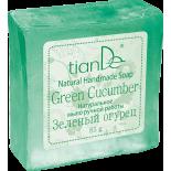 Натуральное мыло «Зеленый огурец», 85г