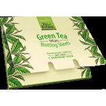 Матирующие салфетки для лица с зеленым чаем, 100шт