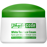 Крем для лица с белым чаем, 50г - Скидка 10%