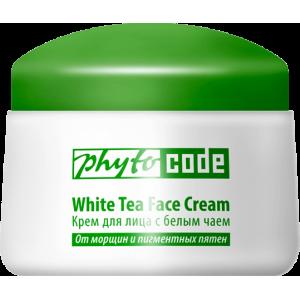 Крем для лица с белым чаем, 50г