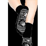 Носки с точечным нанесением турмалина, размер 26см, 2шт