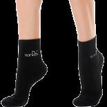Носки с точечным нанесением турмалина, размер 22см, 2шт