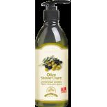 Крем-гель для душа «Солнечные оливки», 350г