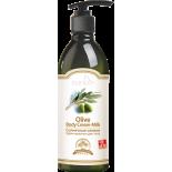 Крем-молочко для тела «Солнечные оливки», 350г