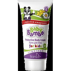 Защитный детский крем Baby Bambo, 50г