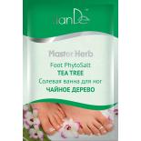 Солевая ванна для ног «Чайное дерево», 50г