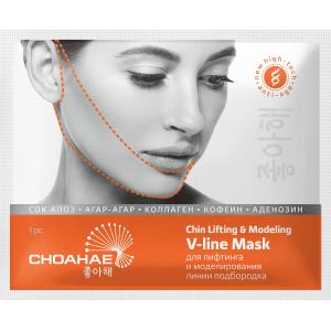 V-line-маска для лифтинга и моделирования линии подбородка, 1шт