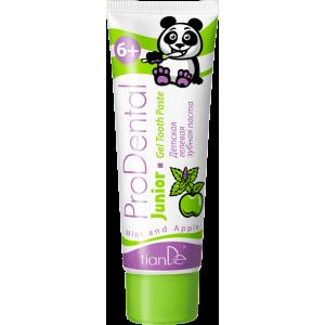 Детская гелевая зубная паста «ProDental Junior», 50г