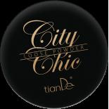 Рассыпчатая пудра City Chic, 3г